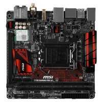 Motherboards MSI Z170I GAMING PRO AC