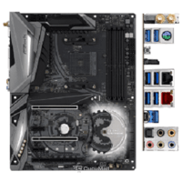 Motherboards ASRock X470 Taichi Ultimate