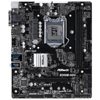 Motherboards ASRock B360M-HDV