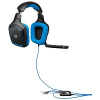 Headphones Logitech G430