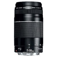 Photo Canon EF 75-300mm f/4.0-5.6 III