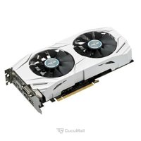 Photo ASUS GeForce GTX 1060 DUAL OC 3Gb (DUAL-GTX1060-O3G)