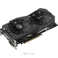 Photo ASUS Radeon RX 470 ROG STRIX OC 4Gb (STRIX-RX470-O4G-GAMING)