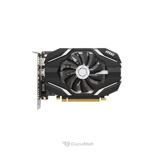 MSI GeForce GTX 1050 TI 4G OC - prices, compare deals and