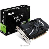Photo MSI GeForce GTX 1050 Ti Aero ITX 4G OCV1