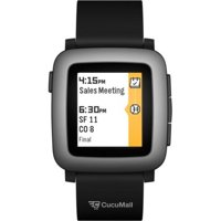 Photo Pebble Time (Black)