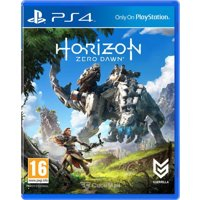 Games for consoles and PC Horizon Zero Dawn (PS4)